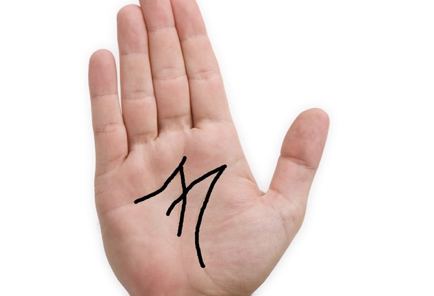 Người có bàn tay hình chữ M gặp nhiều may mắn trong cuộc sống và công việc