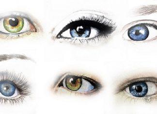 Xem tướng mắt đoán tính cách con người
