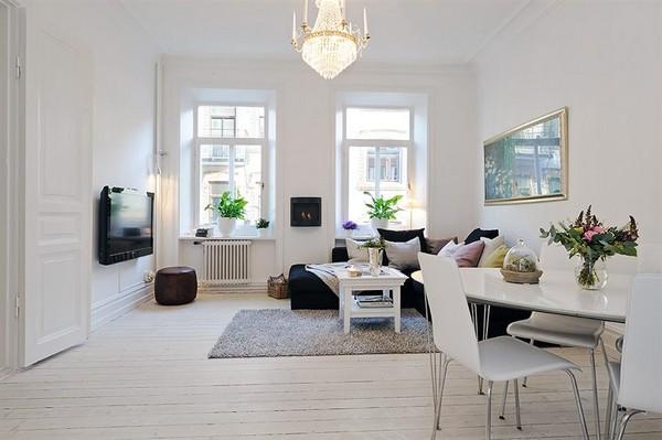 Trang trí nội thất hợp phong thủy cần tạo điểm nhấn cho ngôi nhà