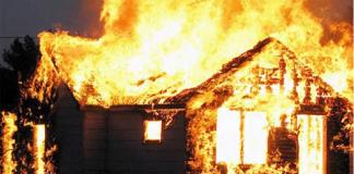 Giải mã giấc mơ tháy cháy nhà