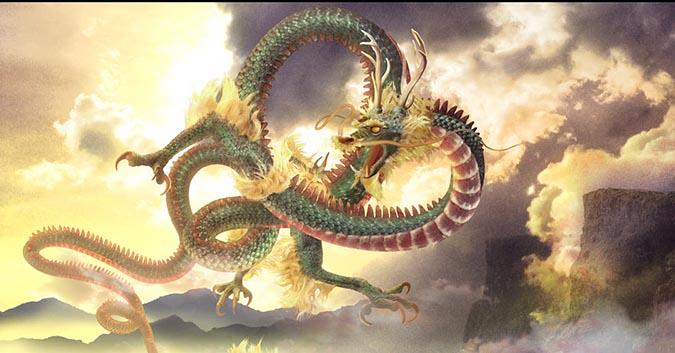Giải mã giấc mơ thấy rồng đang bay lượn
