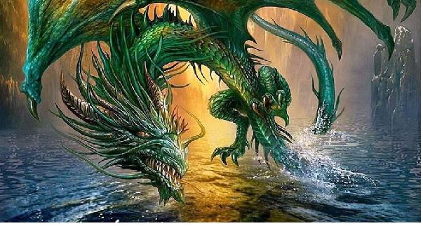 Mơ thấy rồng xanh là điềm báo lành hay dữ