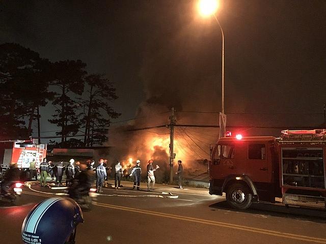 Mộng thấy nhà cháy điềm báo gì sắp diễn ra