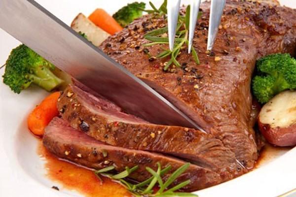 Trắc nghiệm vui về tính cách những người thích ăn thịt