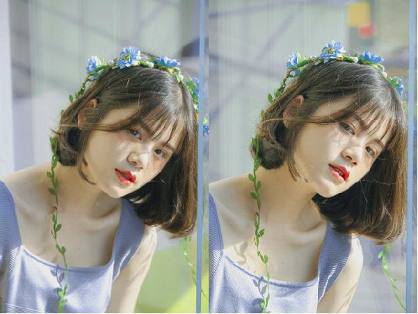 Xương quai xanh nhô cao lộ rõ nét quyến rũ của chị em