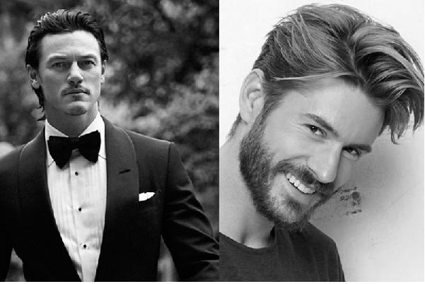 Nhận biết bản chất đàn ông qua mái tóc