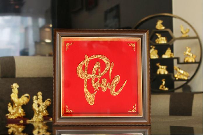 Treo tranh phong thủy trong nhà giúp thu hút tài lộc, vượng khí