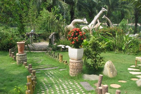 TRồng cây phong thủy trong vườn nhà cần lưu ý những gì?