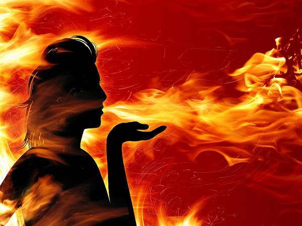 Giải mã ý nghĩa giấc mơ thấy lửa