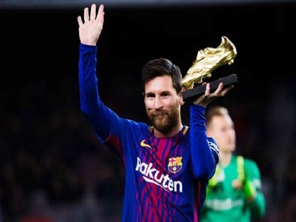 Messi thắng giày Vàng, lịch sử lại viết tiếp