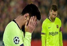 Messi và nỗi ám ảnh ở trận thua Liverpool