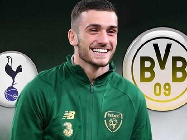 Dortmund bất ngờ quan tâm đến Troy Parrott