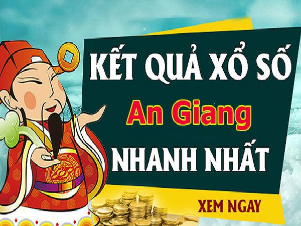 Soi cầu XS An Giang chính xác thứ 5 ngày 28/11/2019
