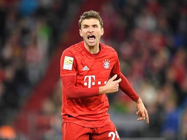 Muller bỏ ngỏ khả năng rời Bayern vào mùa Hè 2020