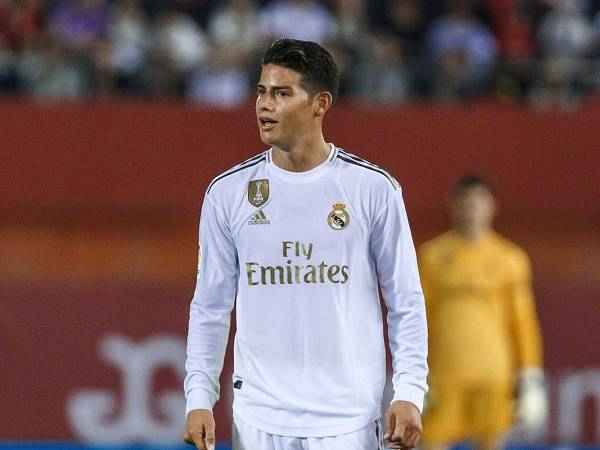 Chuyển nhượng 13/3: Man Utd hỏi mua James Rodriguez