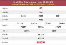 Soi cầu KQXS Đồng Tháp 23/3/2020 cùng các siêu cao thủ
