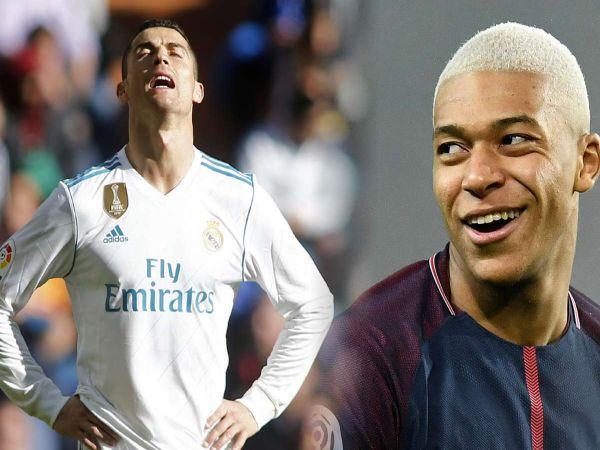 Mbappe mượn Ronaldo để thả thính Real Madrid