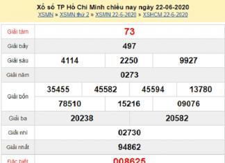 Bảng KQXSHCM- Soi cầu xổ số hồ chí minh ngày 27/06 chuẩn xác