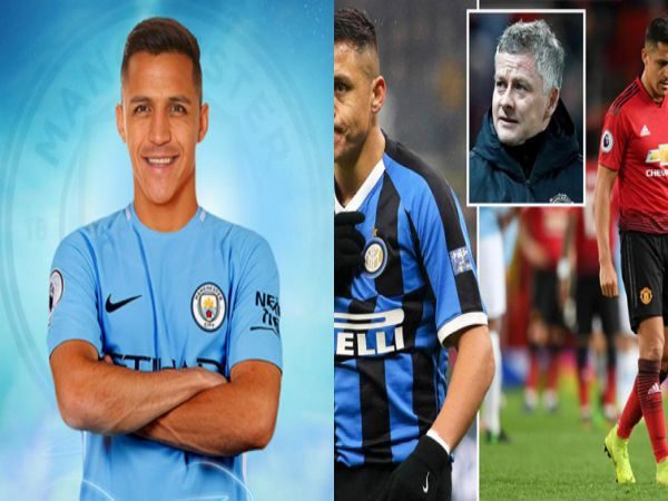 Man City muốn mua Alexis Sanchez