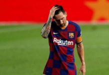 Chuyển nhượng 31/8: Messi quyết tâm chuyển tới Man City