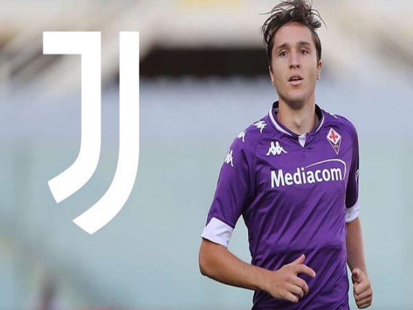 Chuyển nhượng chiều 5/10: Juventus sắp chiêu mộ Chiesa