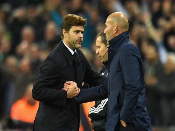 Chuyển nhượng tối 21/10: Real chào mời Pochettino thay Zidane