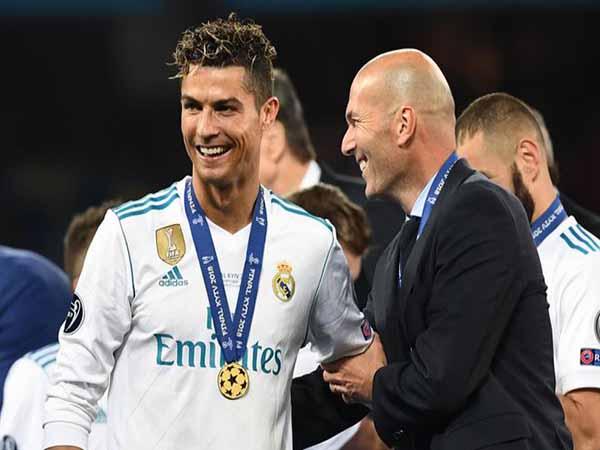 Tin chuyển nhượng tối 15/3 : Zidane thừa nhận muốn Ronaldo tái hợp Real Madrid