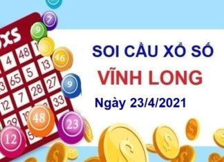 Soi cầu XSVL ngày 23/04/2021