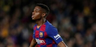 Chuyển nhượng 28/4: Barca gia hạn Ansu Fati