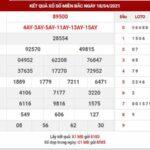 Soi cầu XSMB ngày 19/4/2021 - Soi cầu KQXS Thủ Đô thứ 2