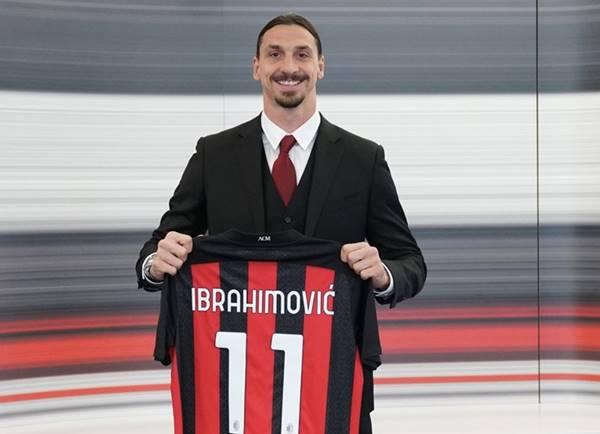 Ibrahimovic tiếp tục gắn bó với AC Milan