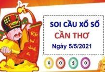 Soi cầu XSCT ngày 5/5/2021
