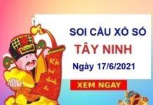 Soi cầu XSTN ngày 17/6/2021