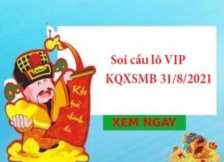 Soi cầu lô VIP KQXSMB 31/8/2021