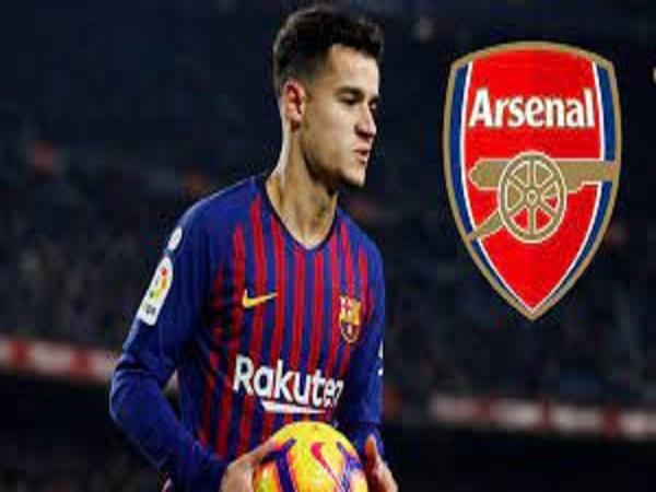 Barca loạiCoutinho trước tin gia nhập Arsenal
