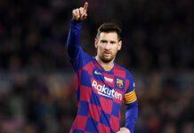 Chuyển nhượng 3/8: Messi ký hợp đồng với Barca