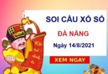Soi cầu XSDNG ngày 14/8/2021