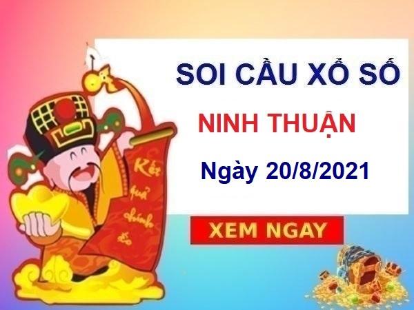 Soi cầu XSNT ngày 20/8/2021