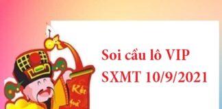Soi cầu lô VIP SXMT 10/9/2021